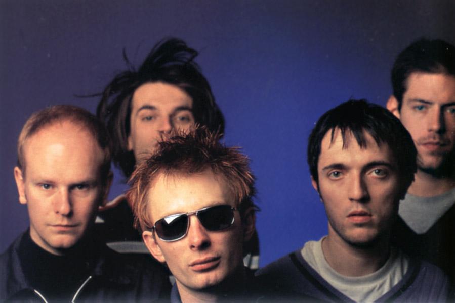 Risultati immagini per radiohead 1995